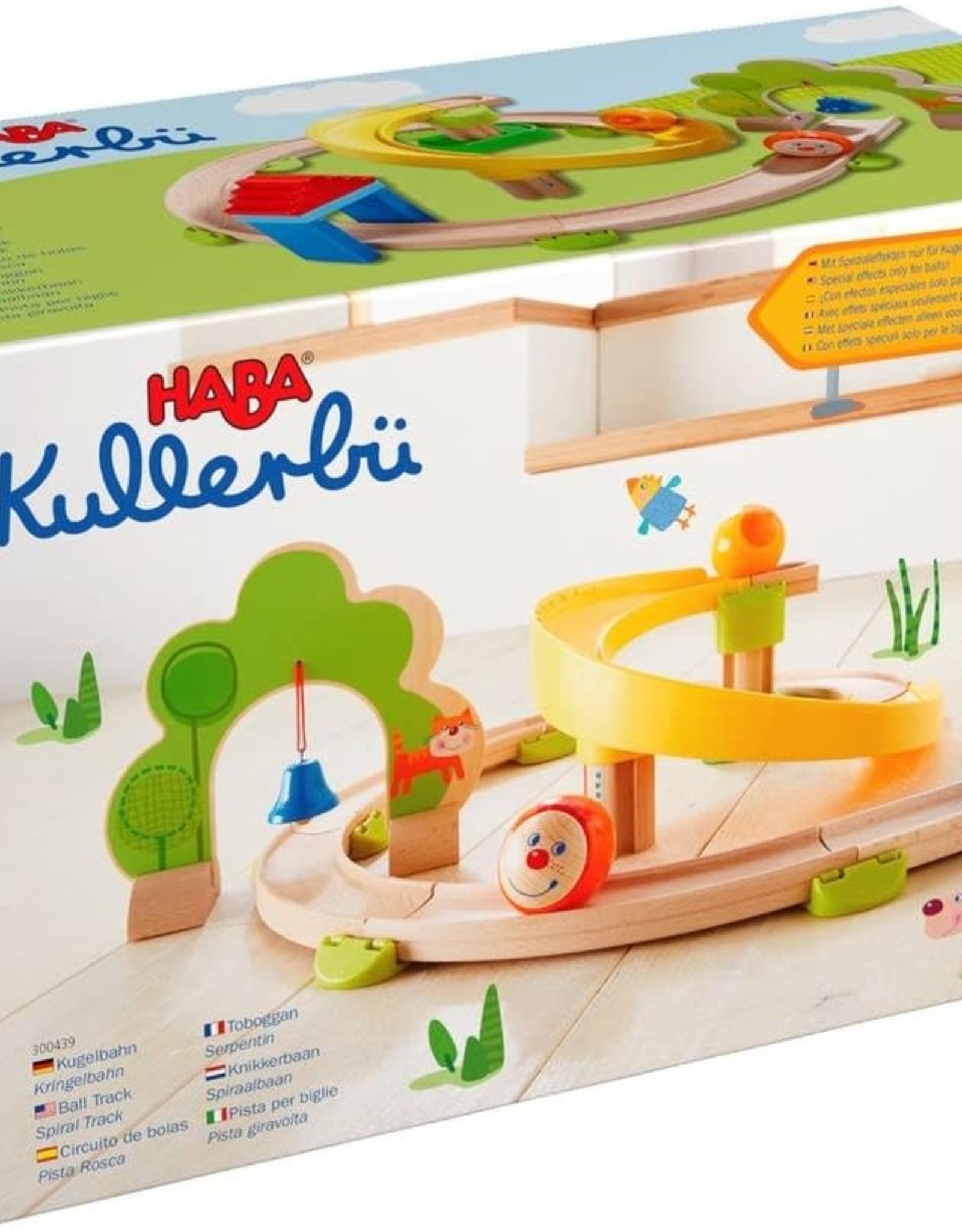 Haba Kullerbu Ball Track Spiral Track