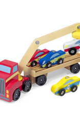 Melissa & Doug MD Magnetic Car Loader