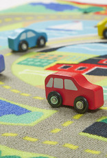 Melissa & Doug MD Rug Round Town Road