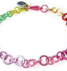 Charm It Charm Bracelet Rainbow Chain