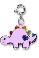 Charm It Charm Dinosaur Glitter