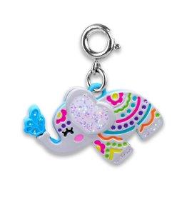 Charm It Charm Elephant Glitter