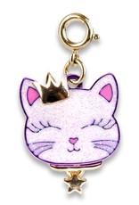 Charm It Charm Gold Princess Kitty