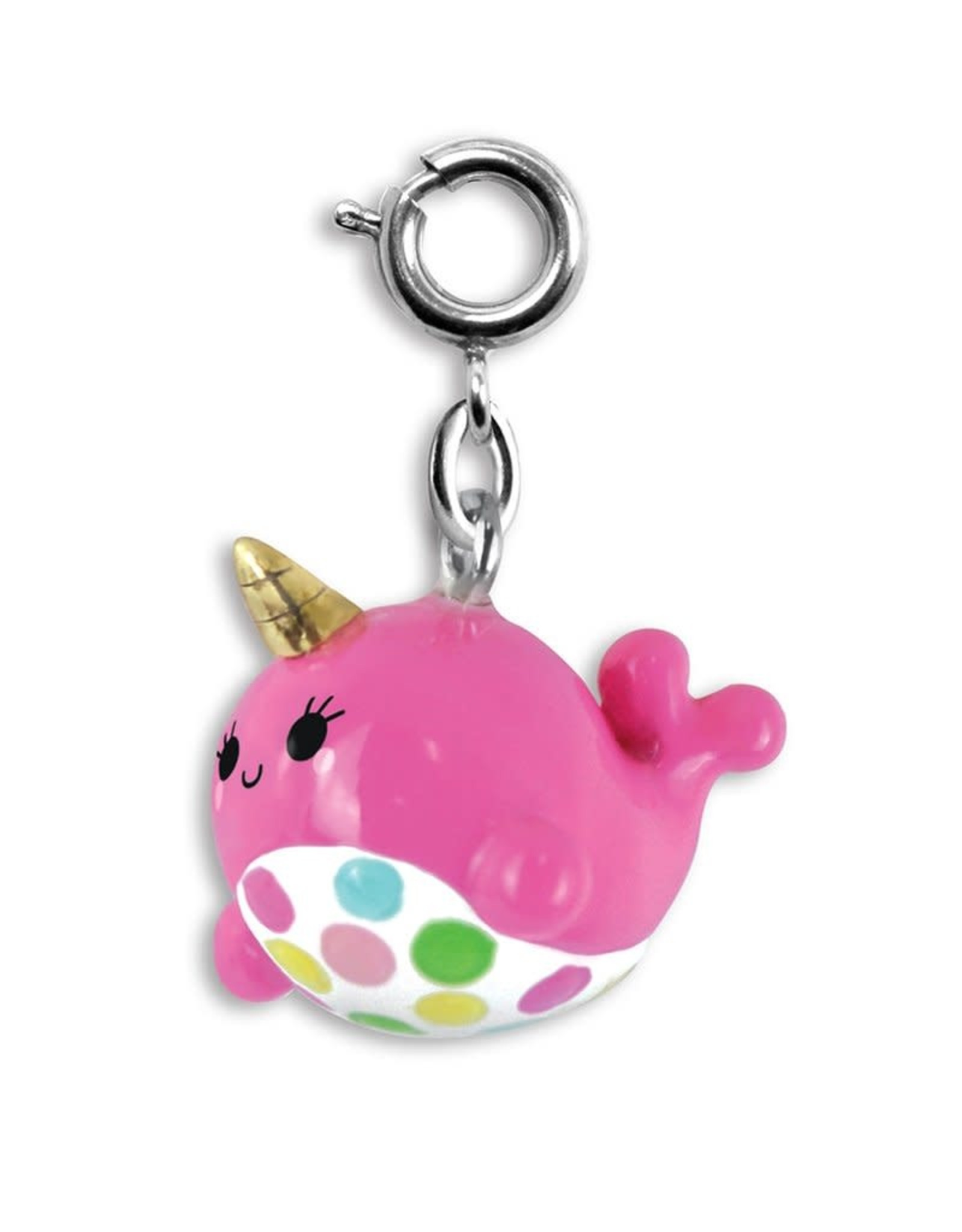 Charm It Charm Pink Narwhal