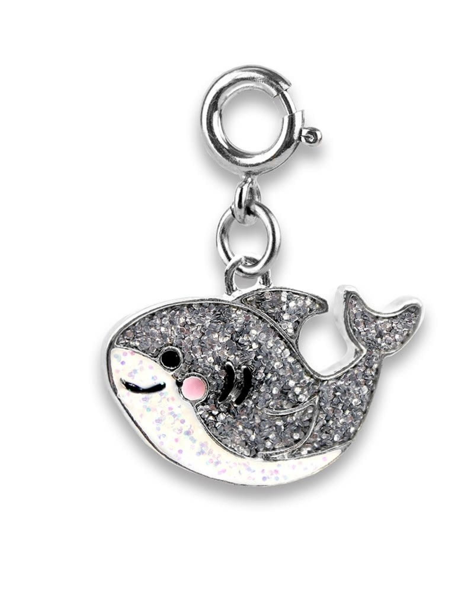 Charm It Charm Shark Glitter