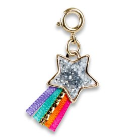 Charm It Charm Shooting Star Gold Glitter