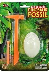 WowToyz Dinosaur Fossil Dig Adventure Assorted