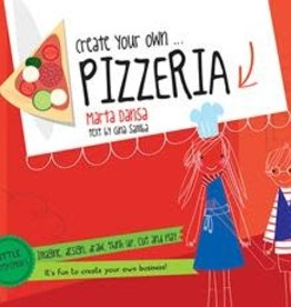 Kane Miller Create Your Own Pizzeria
