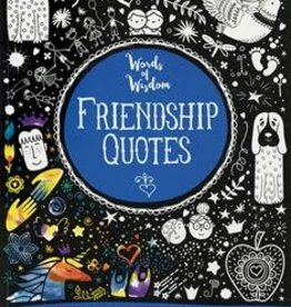 Kane Miller Friendship Quotes Coloring Book
