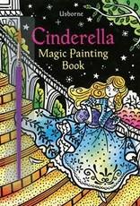 Usborne Magic Painting Book Cinderella