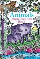 Usborne Magic Painting Book Animals