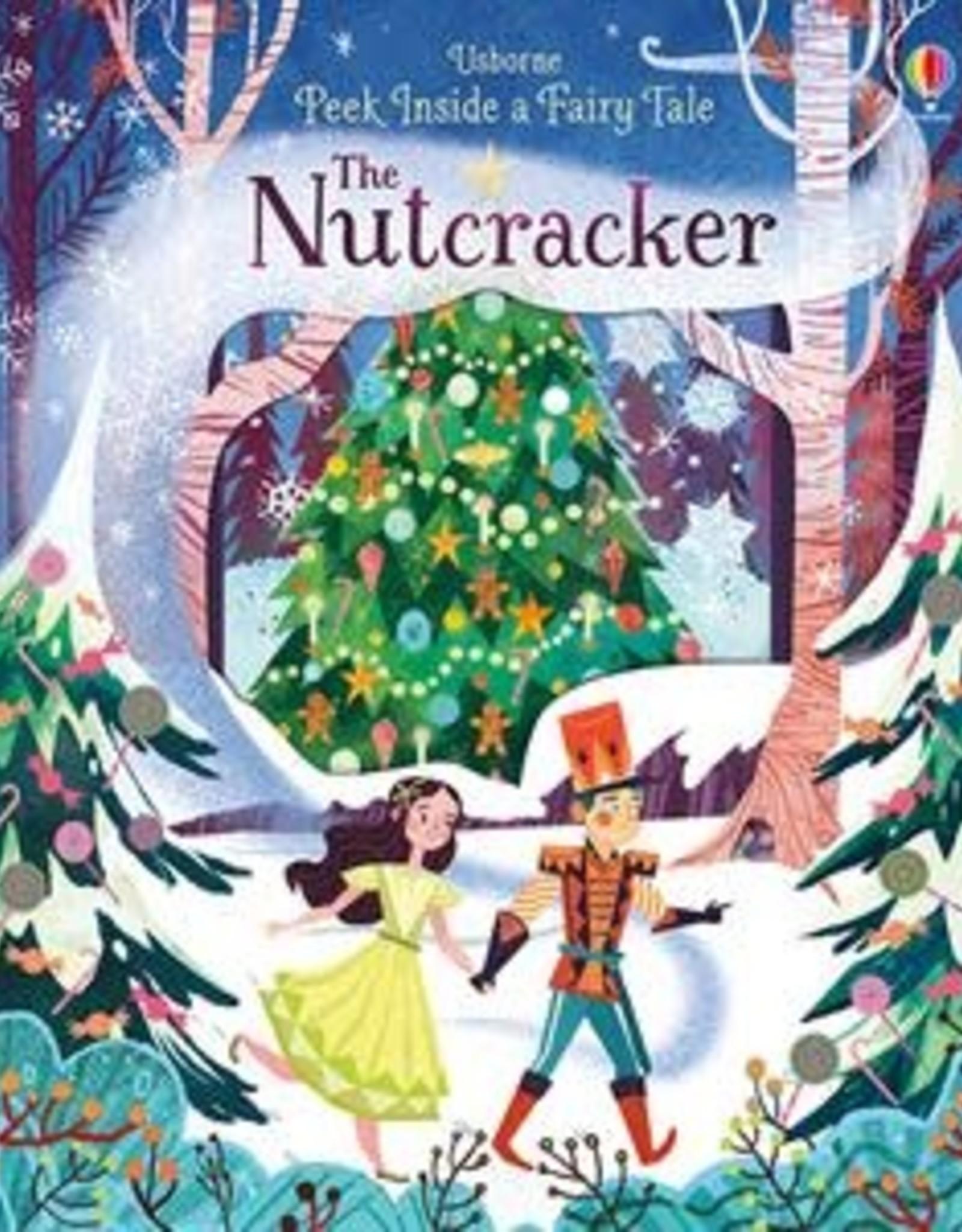 Usborne Peek Inside a Fairy Tale The Nutcracker
