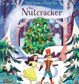 Usborne Peek Inside a Fairy Tale The Nutcracker