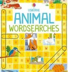 Usborne Wordsearches Animal