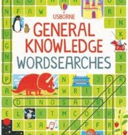 Usborne General Knowledge Wordsearches