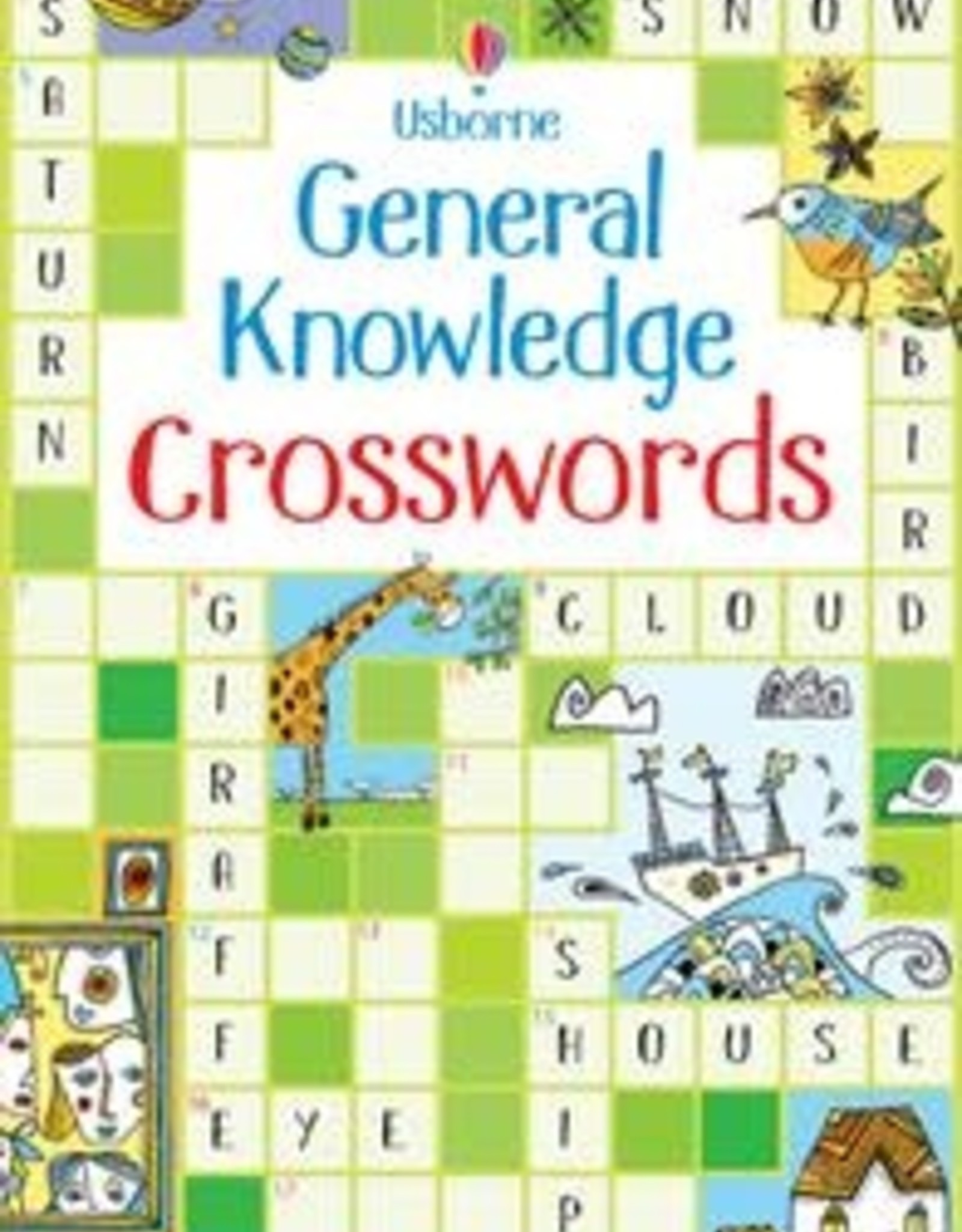 Usborne Crosswords General Knowledge