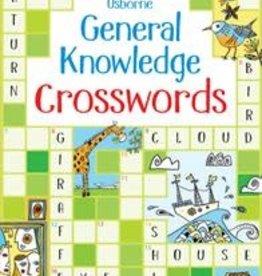 Usborne Crosswords General Knowledge