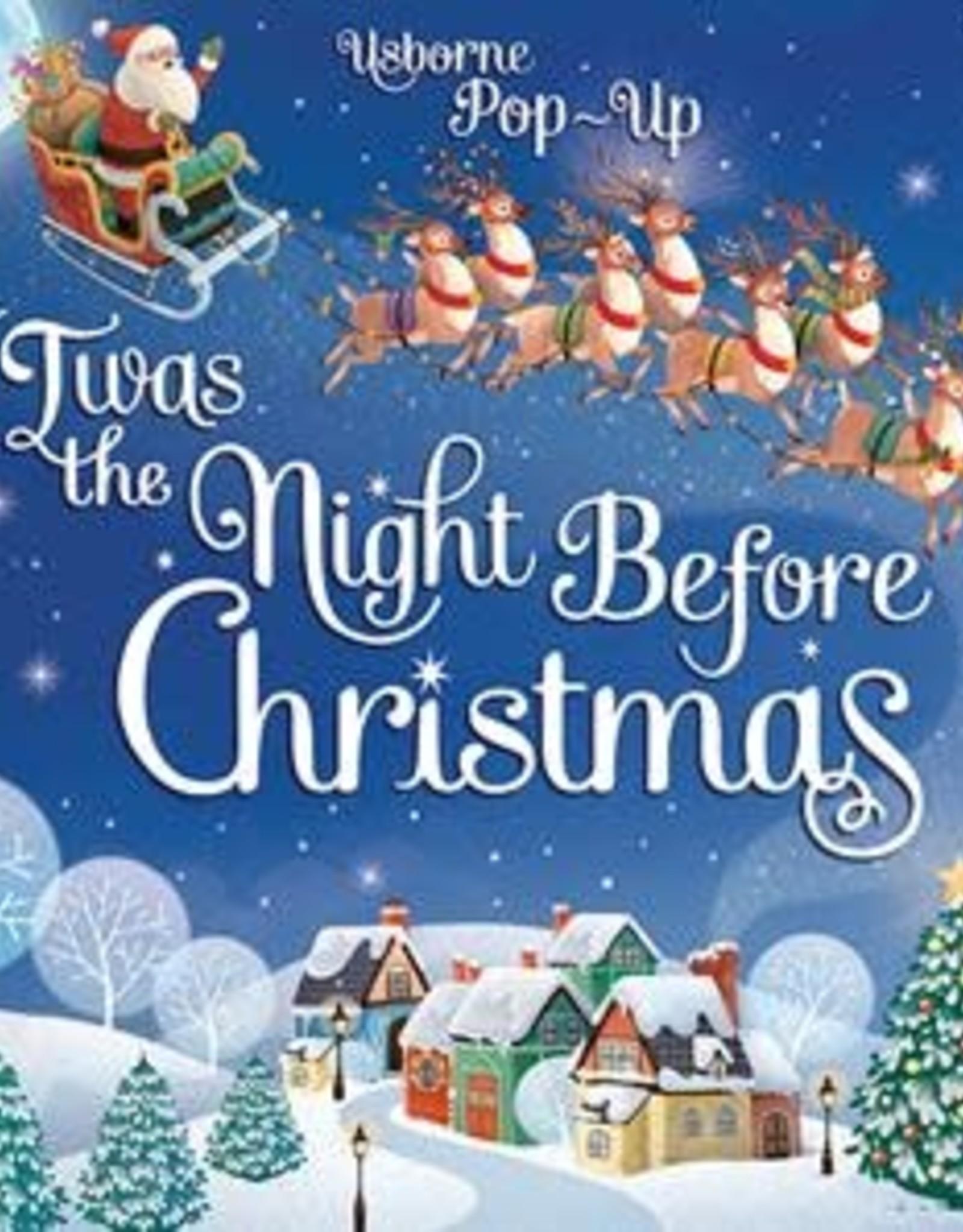 Usborne Pop-Up 'Twas the Night Before Christmas