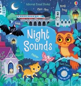 Usborne Night Sounds Board Book
