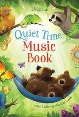 Usborne Quiet Time Music Book