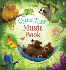 Usborne Quiet Time Music Book