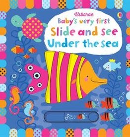 Usborne Very First Slide and See Under the Sea
