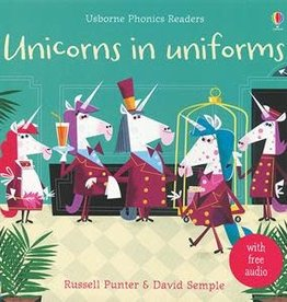 Usborne Unicorns in Uniforms