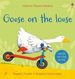 Usborne Goose on the Loose