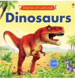 Usborne Lift and Look Dinosaurs