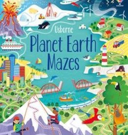 Usborne Planet Earth Mazes