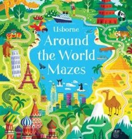 Usborne Around the World Mazes
