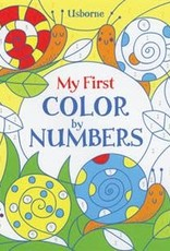 Usborne My First Color by Numbers
