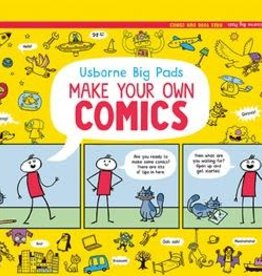 Usborne Make Your Own Comics