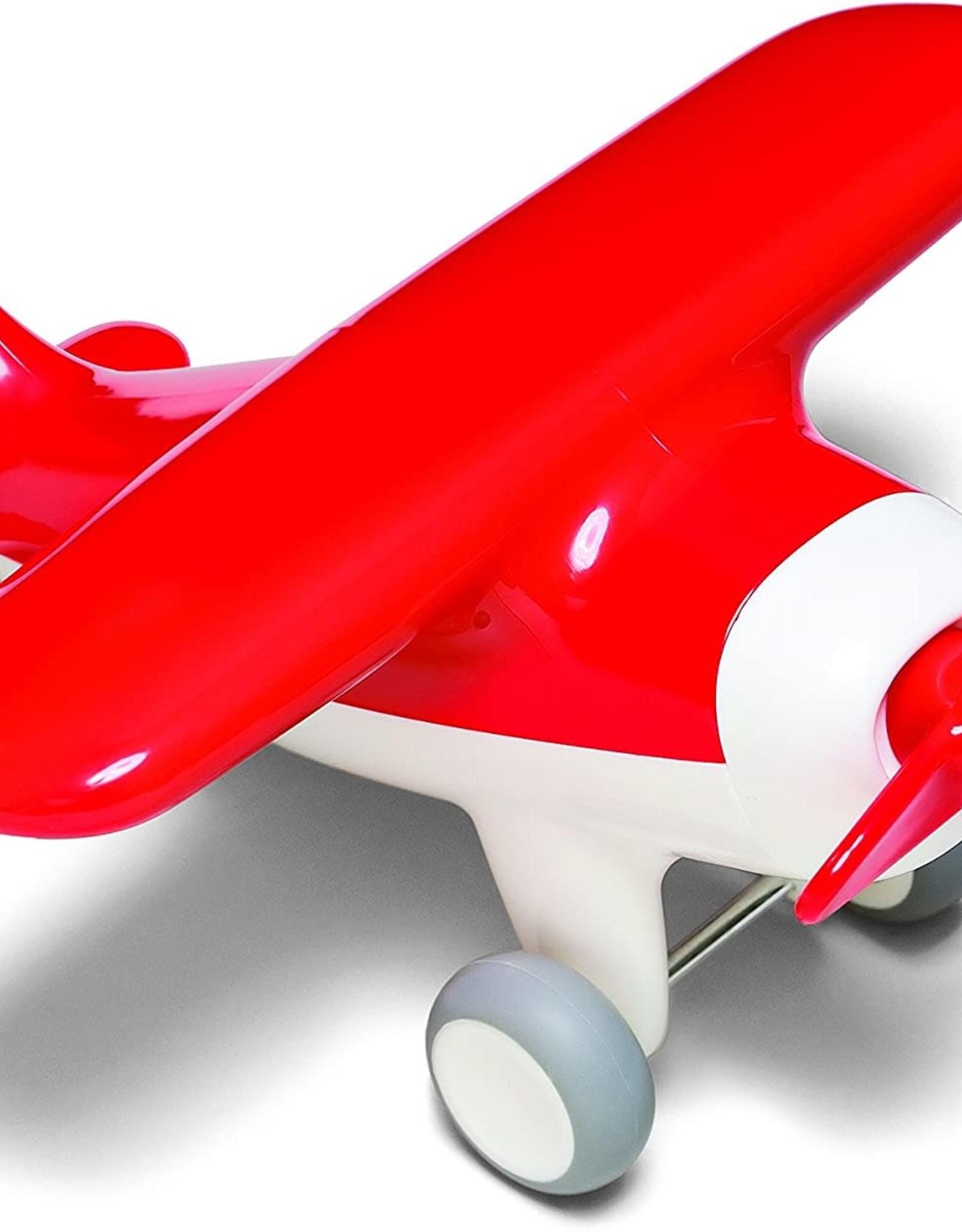 Kid O Air Plane Red