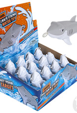 The Toy Network Pull Back Bath Toy Shark
