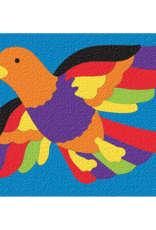 Lauri 27pc Crepe Rubber Puzzle Bird