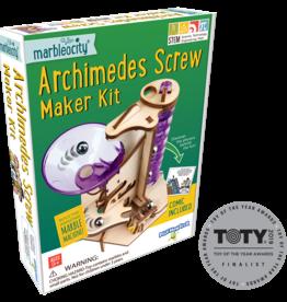 Marbleocity Marbleocity Archimedes Screw