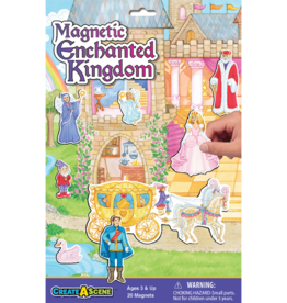 PlayMonster Magnetic Create A Scene Enchanted Kingdom