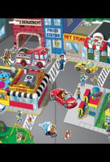 PlayMonster Magnetic Create-A-Scene Town