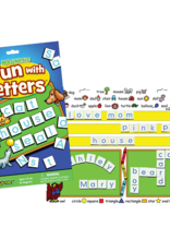 PlayMonster Magnetic Fun with Letters