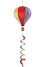 HQ Kites Hot Air Balloon Twist Rainbow