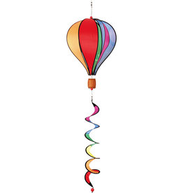 HQ Kites Hot Air Balloon Twist Rainbow