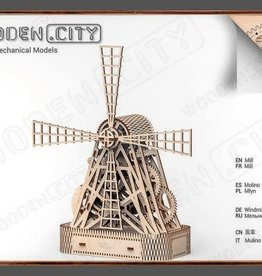 Wooden.City WoodenCity Windmill