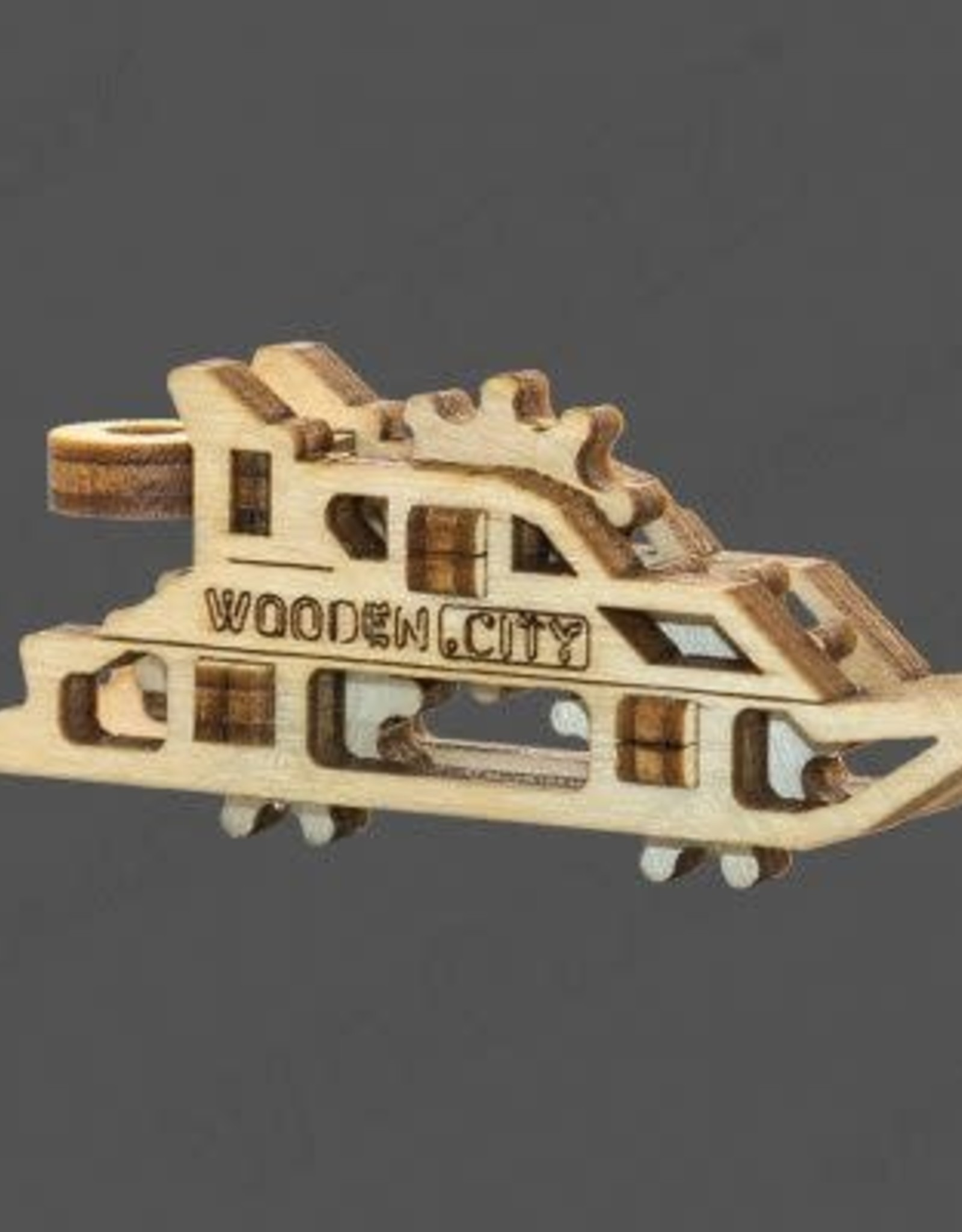 Wooden.City WoodenCity Widget Ships