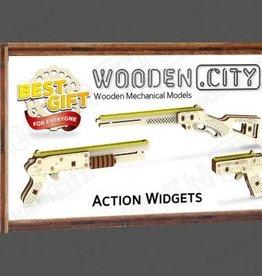 Wooden.City WoodenCity Widget Action Guns