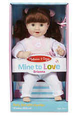 Melissa & Doug MD Doll Briana