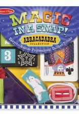 Melissa & Doug MD Magic in a Snap Abracadabra Set