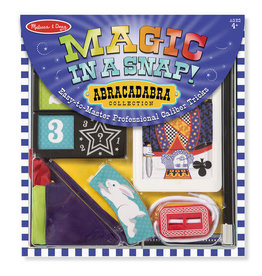Melissa & Doug MD Magic in a Snap Abracadabra Set