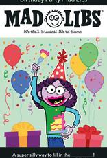 Mad Libs Mad Libs Birthday Party