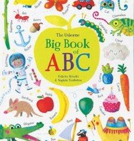 Usborne Big Book of ABC